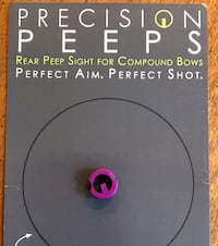 archery Precision peep sight Harpers Ferry, 25425