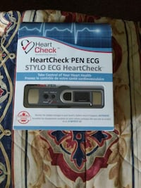 **NEW**HEARTCHECK HANDHELD  ECG STYLO PEN  DEVICE Kitchener, N2A 1A5