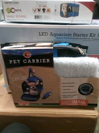 World pet carrier.