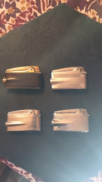 Vintage Ronson Varaflame Mid-Century Lighters (Lot of 4) Vienna, 22182