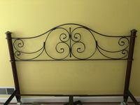 King Size Headboard and Bed Frame Laytonsville, 20882