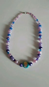 Beaded Disney Character Childrens Necklace  Toronto, M6H 3Y3