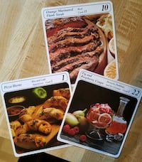 Recipe Card Collection