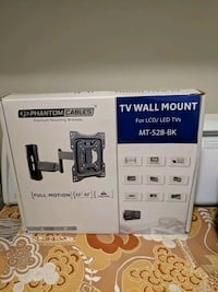 "TV wall mount Fits 23""-42 flat panel TV's"