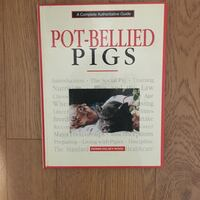 Pot-bellied pigs book