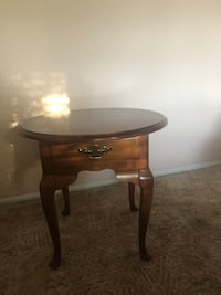 Nice Bassett cherry wood end tables   Idaho Falls, 83402