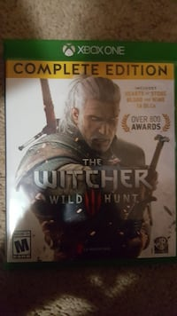 Witcher 3 Complete Xbox One Twin Lakes, 53181