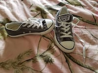 Gray converse size 1 Connersville, 47331