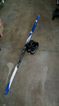 Fischer Cross Country Skis and Salomon boots Mississauga, L4X 2G1