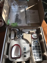 Cordless phone for hard of hearing Frederick, 21701