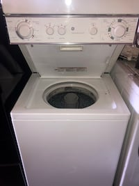 STACKED APARTMENT SIZE WASHER/GAS DRYER . South Gate, 90280