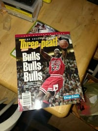 Chicago bulls collectable  Machesney Park, 61115