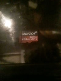 New 400Gb Micro Sd Card and Adapter