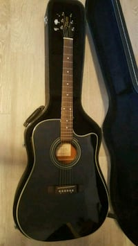Takamine acoustic/electric  guitar with case Richmond Hill, L4C 3R1