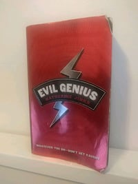 Evil Genius by Catherine Jinks Mississauga, L5B