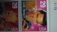 two red and white trading cards Tulsa, 74115
