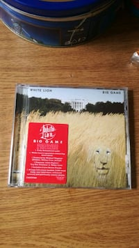White Lion - Big Game Rock Candy Remastered CD Peristeri, 121 34