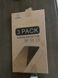 Screen protector for iPhone 6/6S