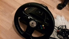 Logitec Feedback Steering wheel 0