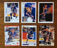 6 Mark Messier hockey cards!  Northport, 11768