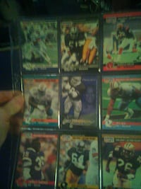 NFL trading card collection Indianapolis, 46222