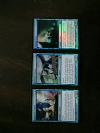 Three holographic magic the gathering cards! Chatham-Kent, N7L 4P6