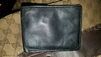 Black leather wallet Edmonton, T6A 2P3