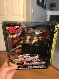Air Hog Remote Control Helicopter