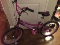Brand new never used girls bike. Get it now for the spring Aurora, L4G