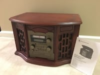 Music Center with recordable CD player..like brand new! Franklin, 37064