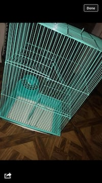 blue pet cage Lawrence, 39336