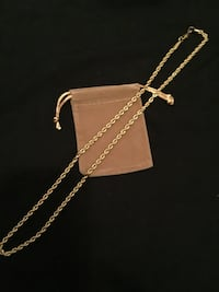 """24"""" gold plated rope chain * SEE DESCRIPTION FOR MORE DETAILS* Las Vegas, 89145"""