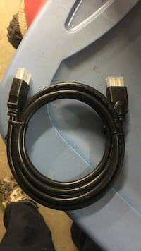 Black usb cable Canfield, 44406