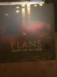 Death Cab for Cutie double LP plans Whittier, 90602