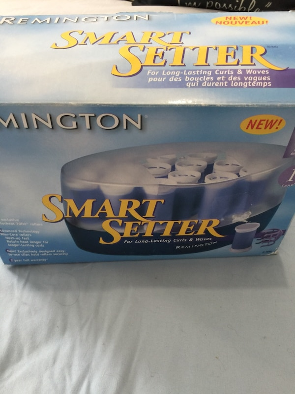 Remington Smart Setter box