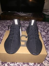 Adidas yeezy boost v2 black red Springfield, 22153