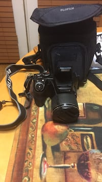 black Nikon DSLR camera with bag Manassas, 20110