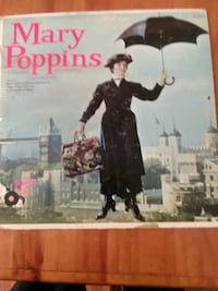 Marry Poppins vinyl
