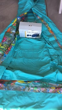 Used once inflatable pool Henderson, 89014