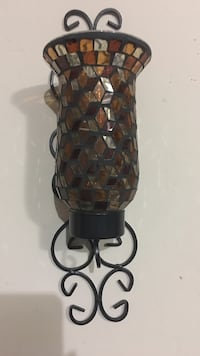 Mosaic sconce Mustang, 73064