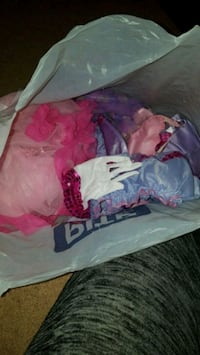 Bag of random kid's costumes  Frederick, 21703