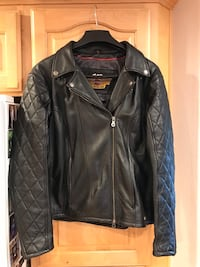Harley Davidson Leather Women's riding Jacket, XL McMinnville, 97128