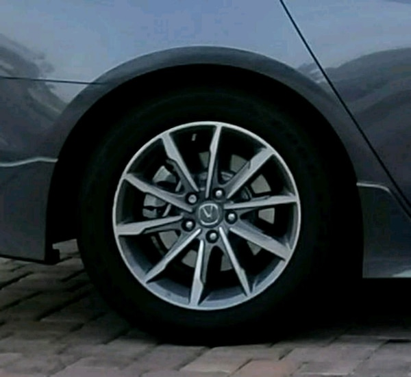 Used Acura TLX OEM Wheels And Tires For Sale In Anaheim Letgo - Acura oem wheels