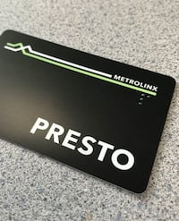 Unlimited prsto card