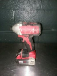 red and black cordless hand drill Washington, 20018