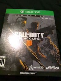Xbox One Call of Duty Black Ops 3 case Lowell, 01851