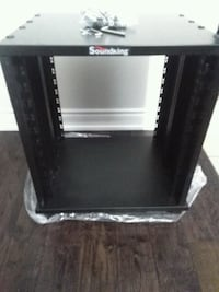 "Sound king 19"" 12u rack. New in box Brampton, L6S 2R9"