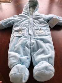 Baby warm overall 3-6 M Greater Vancouver, V6T 2H4