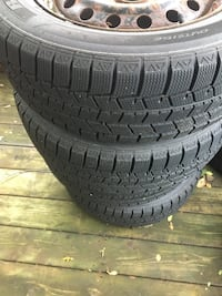 Winter tires Rotalla 215-60-R16 Longueuil, J4T 3N6