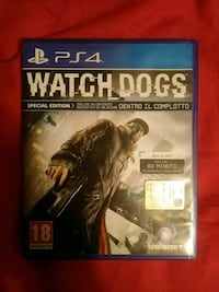 PS4 Watch Dogs 7141 km